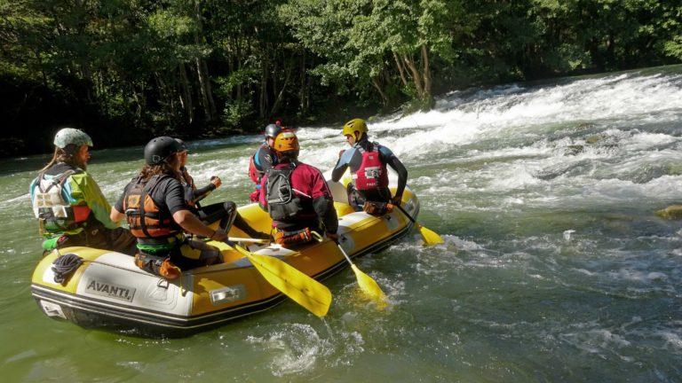 Certif. Raft Guide IRF